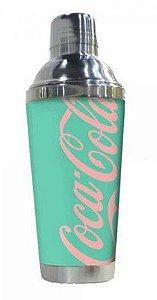 Coqueteleira Coca-cola Verde Contemporâneo