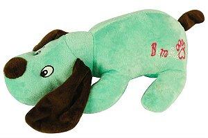 Brinquedo Pelúcia Cachorro Deitado