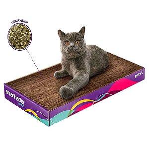 Arranhador de Papelão para Gatos