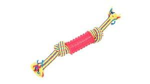 Brinquedo Corda Colorida com TPR