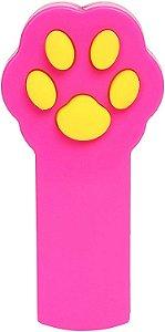 Brinquedo Laser para Gatos - Rosa