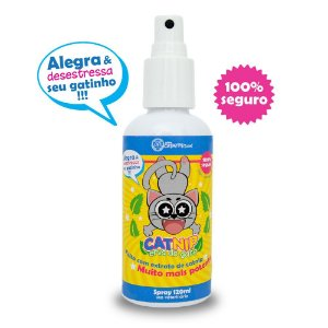 CatNip Spray - Erva do Gato