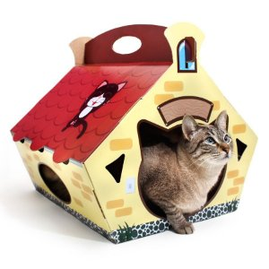 Cat House - Casinha para Gatos
