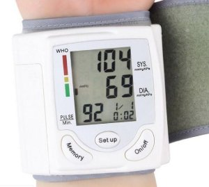Medidor de pressão digital novo