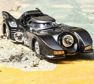 Batmóvel mini carro para colecionadores