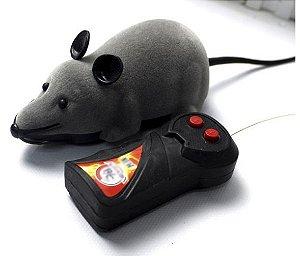 Brinquedo rato com controle remoto novo
