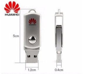 Pen drive Huawei 512GB novo original USB 3.0