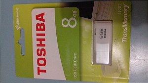 Pen drive Toshiba 8GB novo