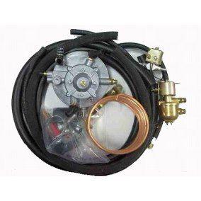 Kit Gás Glp Botijão P13 motor carburador corpo simples