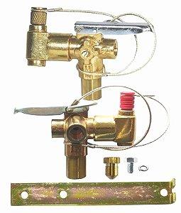 Válvula Abastecimento Gás Natural Veicular Gnv Ita Interno compartimento motor Homologada Inmetro