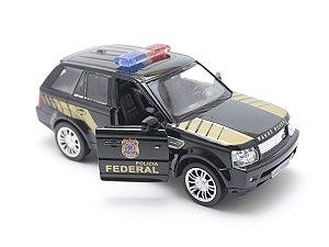 Miniatura de Viatura Policial - Land Rover Sport