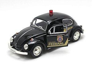 Miniatura de Viatura Policial - Fusca