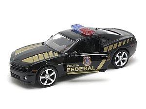 Miniatura de Viatura Policial - Camaro