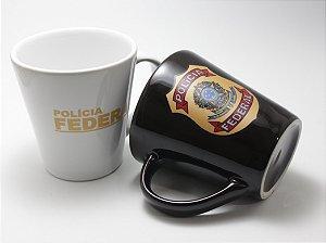 Caneca de Porcelana Personalizada-PF (300ml)