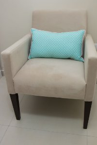 Almofada de Encosto para Poltrona de Amamentação - Tiffany Estampado