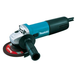 ESMERILHADEIRA ANGULAR 115MM (4 1/2 POL) 220V - MAKITA