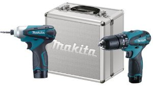 KIT COMBO HP330D+TD090D - MAKITA