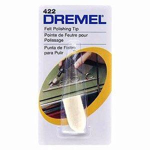 "DREMEL PONTA FELTRO 422 3/8"""
