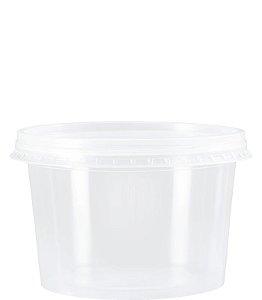 Kit Pote Redondo 500ml - Caixa com 300 unidades