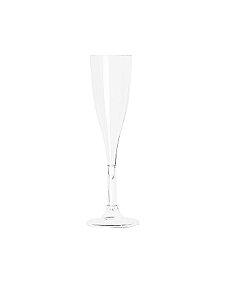 Taça Champagne Cristal 120ml - Caixa com 56 unidades