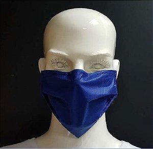 Mascara Dupla Cost. TNT Branca c/ Ajuste PCT c/50
