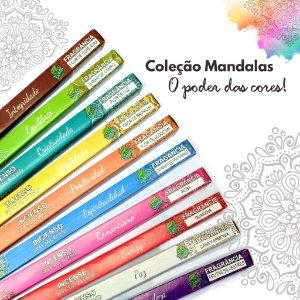 Incenso Special Blend Vitalidade