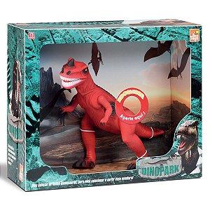 Dinopark T-Rex (Tiranossauro) com Chip