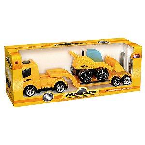 Caminhão Mamute Prancha Carregadeira 294