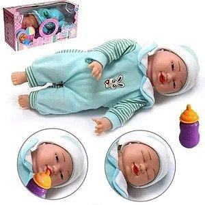 Boneca Baby Expressions WB7008