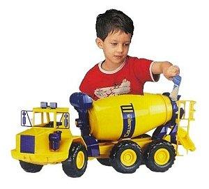 Caminhão Betoneira Infantil Colombus 450