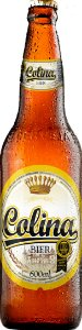 Cerveja Colina Bier Pilsen Garrafa 600 ml