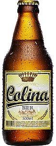 Cerveja Colina Bier Pilsen Garrafa 300 ml