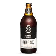 Cerveja Barco Bronx 600 ml