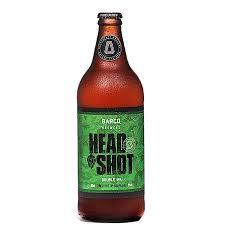 Cerveja Barco Head Shot Double IPA 600 ml