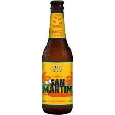 Cerveja Barco San Martin APA 355 ml