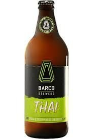 Cerveja Barco Thai Weiss 600 ml