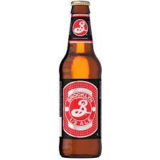 Cerveja Brooklyn 1/2 ALE 355 ml