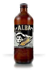 Cerveja Coruja Alba Weizen 500 ml