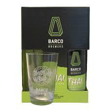 Kit Barco Thai Weiss 600 ml - Garrafa + Copo