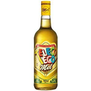 Cachaça Teleco Teco Mel 965 ml
