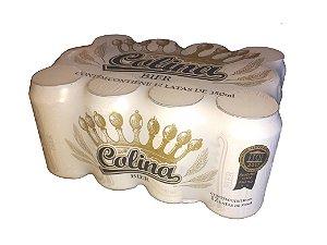 Cerveja Colina Bier Pilsen Lata 350 ml - Fardo c/12 unidades