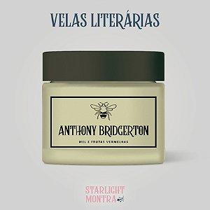 Vela Literária | Anthony Bridgerton