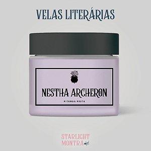 Vela Literária   Nestha Archeron (ACOTAR)