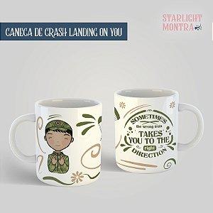 Caneca | Pousando no amor (Crash Landing On You-CLOY)