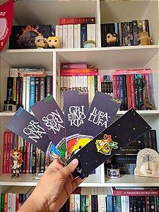 Marcador de página | Kit - Harry Potter