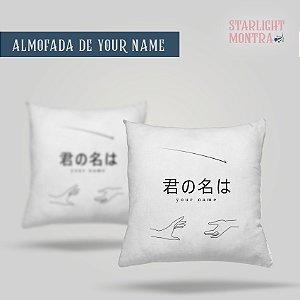 Almofada | Your Name