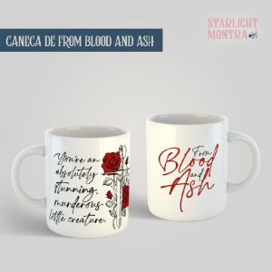 Caneca | From Blood and Ash