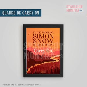 QUADRO DE CARRY ON
