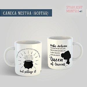 Caneca Mágica | Nesta/Nestha (ACOTAR)