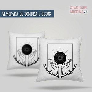 Almofada | Sombra e Ossos Ilust.  (Shadow and bone)